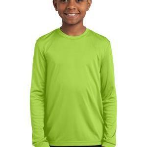 Youth Long Sleeve PosiCharge™ Competitor™ Tee