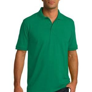 KP55-Core Blend Jersey Knit Polo