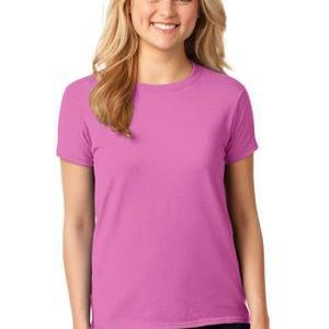 Gildan - Ladies 100% Cotton T Shirt - DTG