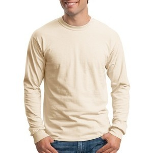 Gildan 2400 Ultra Cotton ® 100% Cotton Long Sleeve T Shirt