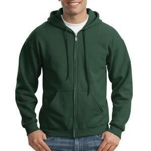Gildan - Full Zip Hooded Sweatshirt - DTG