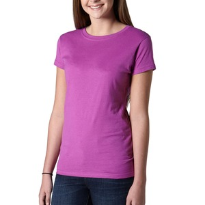 Tultex - Ladies' Slim Fit Fine Jersey Tee (DTG)