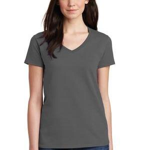 Gildan - 5V00L (DTG) - 100% Cotton V Neck T Shirt