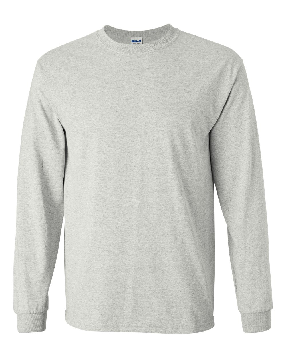 Gildan 2400 Ultra Cotton ® 100% Cotton Long Sleeve T Shirt ...